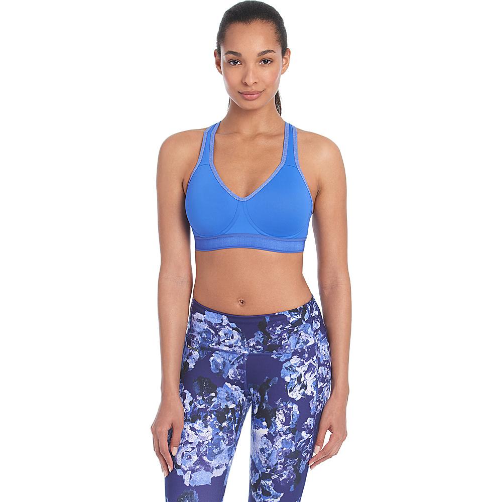 Lole Lee B-C Bra L - Dazzling Blue - Lole Womens Apparel - Apparel & Footwear, Women's Apparel