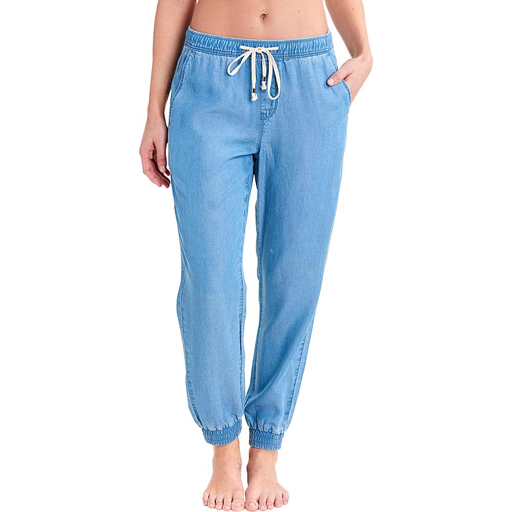 Lole Jeans Jogger XS - Medium Blue Wash - Lole Womens Apparel - Apparel & Footwear, Women's Apparel