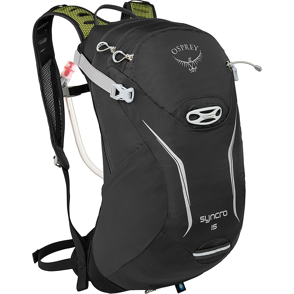 Osprey Syncro 15 Hydration Pack Meteorite Grey - M/L - Osprey Hydration Packs - Backpacks, Hydration Packs