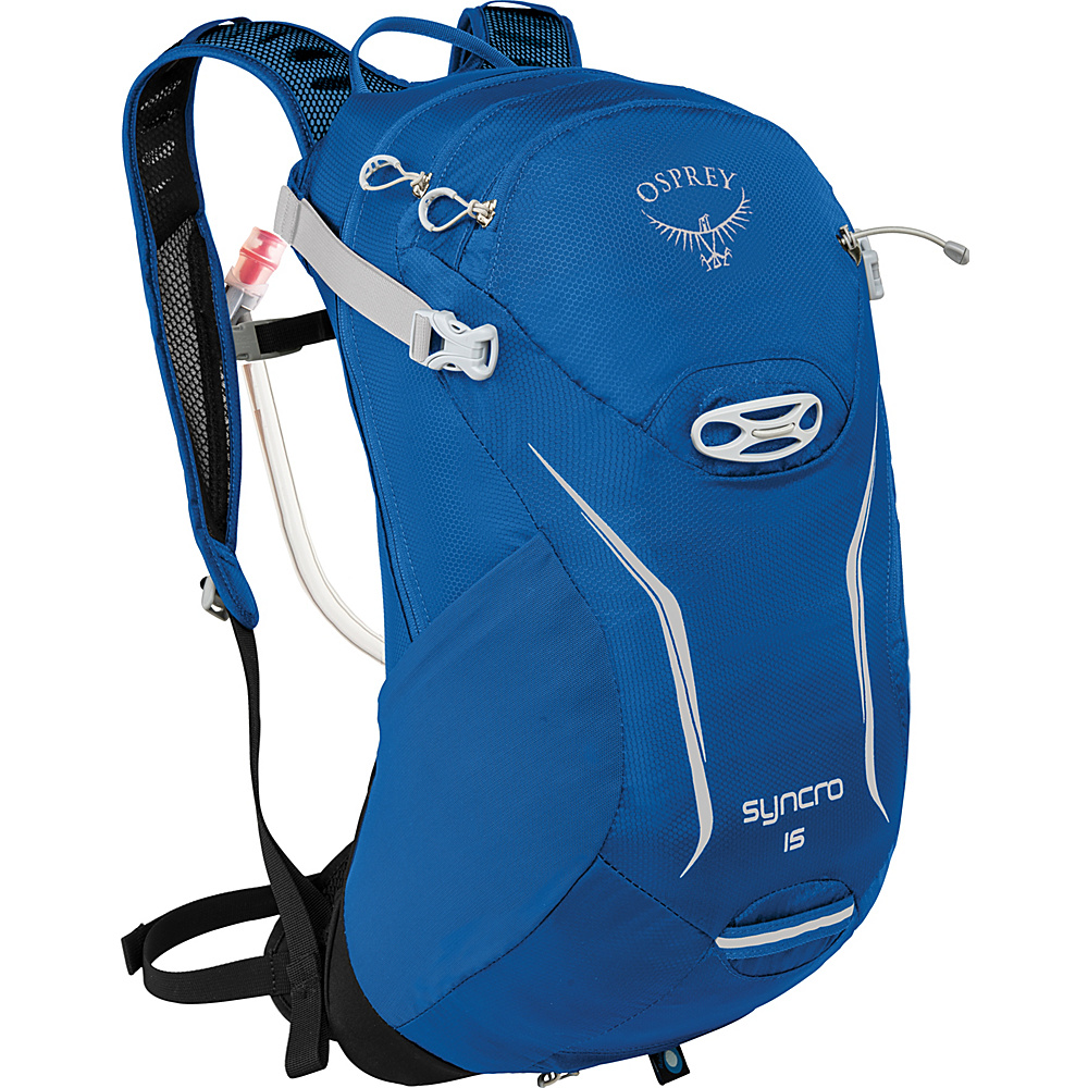 Osprey Syncro 15 Hydration Pack Blue Racer - S/M - Osprey Hydration Packs - Backpacks, Hydration Packs