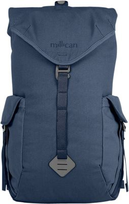 Millican Fraser Rucksack 25L Slate - Millican Laptop Backpacks