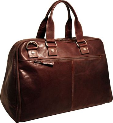 Jack Georges Voyager Convertible Duffel/Garment Cover Brown - Jack Georges Garment Bags