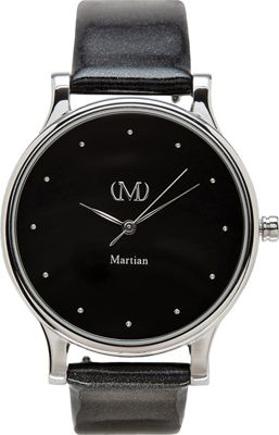 Martian Watches Martian CL 07 Smartwatch Black Dial / Stainless Steel Case / Stainless Stee - Martian Watches Wearable Technology