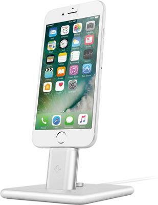 Twelve South HiRise 2 Deluxe Charging Stand for iPhone & iPad Silver - Twelve South Portable Batteries & Chargers