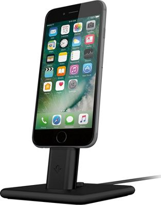 Twelve South HiRise 2 Deluxe Charging Stand for iPhone & iPad Black - Twelve South Portable Batteries & Chargers