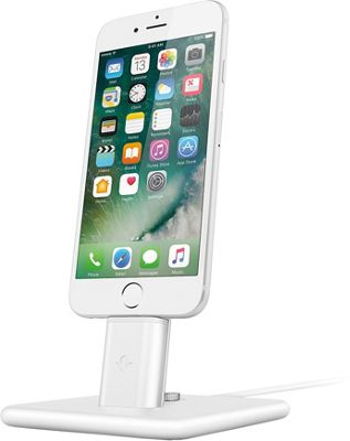Twelve South HiRise 2 Deluxe Charging Stand for iPhone & iPad White - Twelve South Portable Batteries & Chargers