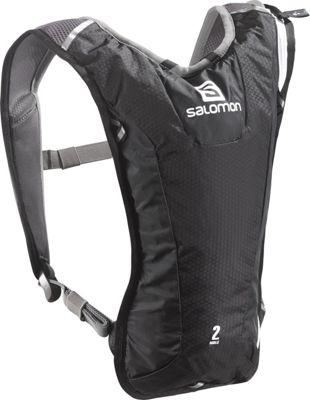 Salomon Agile 2 Set Black/Iron/White - Salomon Hydration Packs