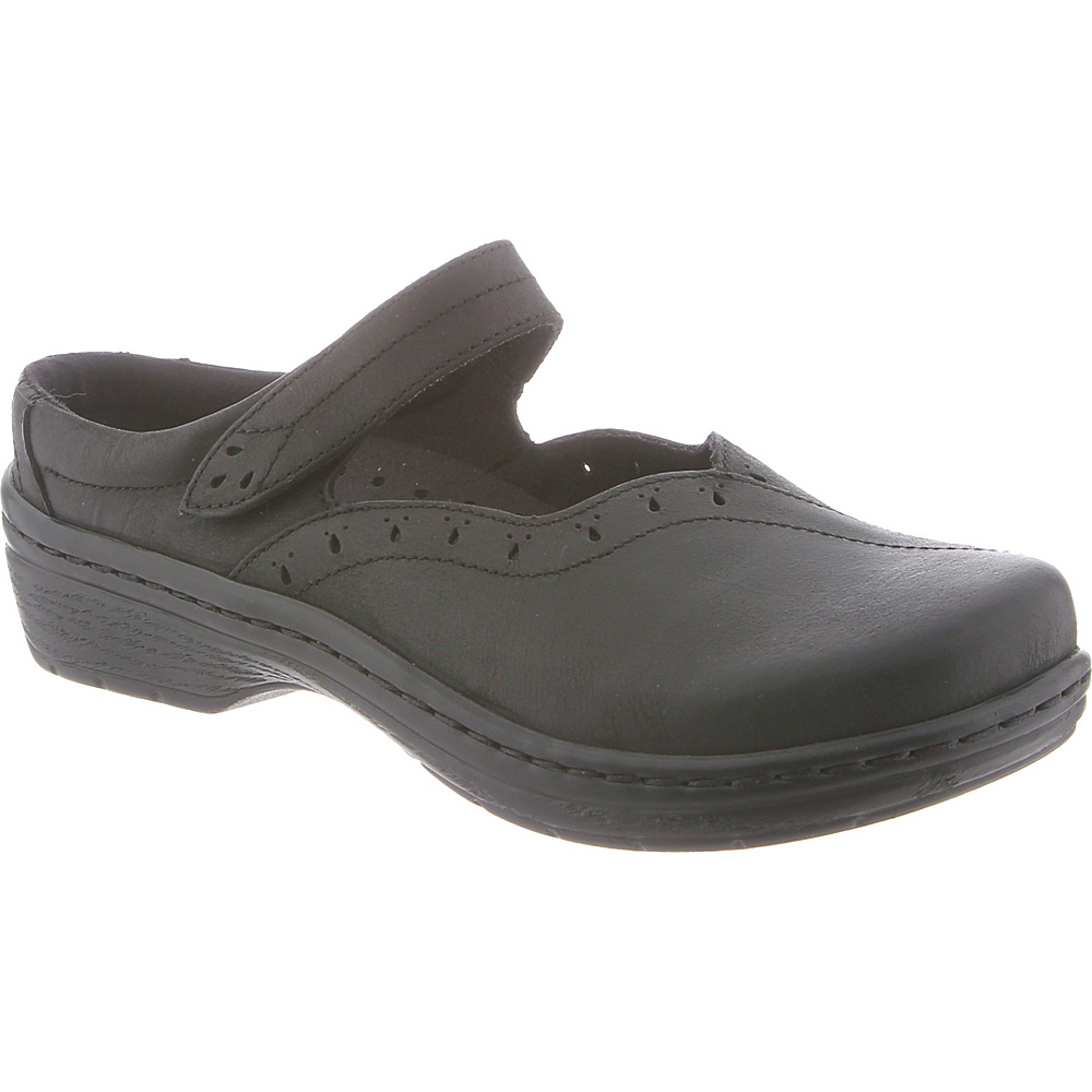 KLOGS Footwear Womens Bryn 6 - M (Regular/Medium) - Black Adored - KLOGS Footwear Womens Footwear - Apparel & Footwear, Women's Footwear