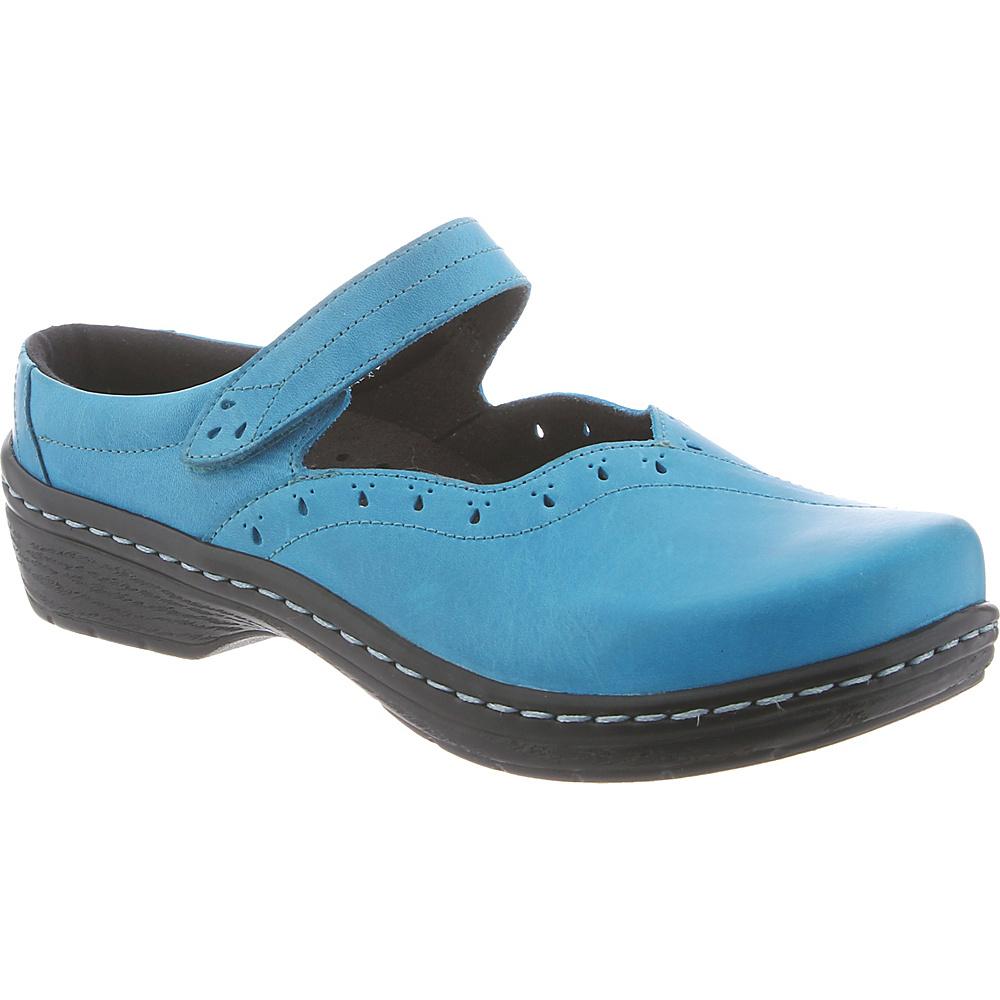 KLOGS Footwear Womens Bryn 7 - M (Regular/Medium) - Sky Adored - KLOGS Footwear Womens Footwear - Apparel & Footwear, Women's Footwear