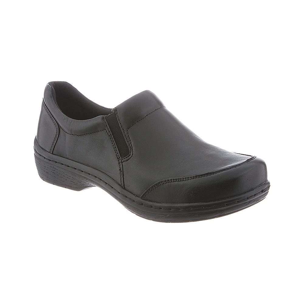 KLOGS Footwear Mens Arbor 10.5 - M (Regular/Medium) - Black Smooth - KLOGS Footwear Mens Footwear - Apparel & Footwear, Men's Footwear