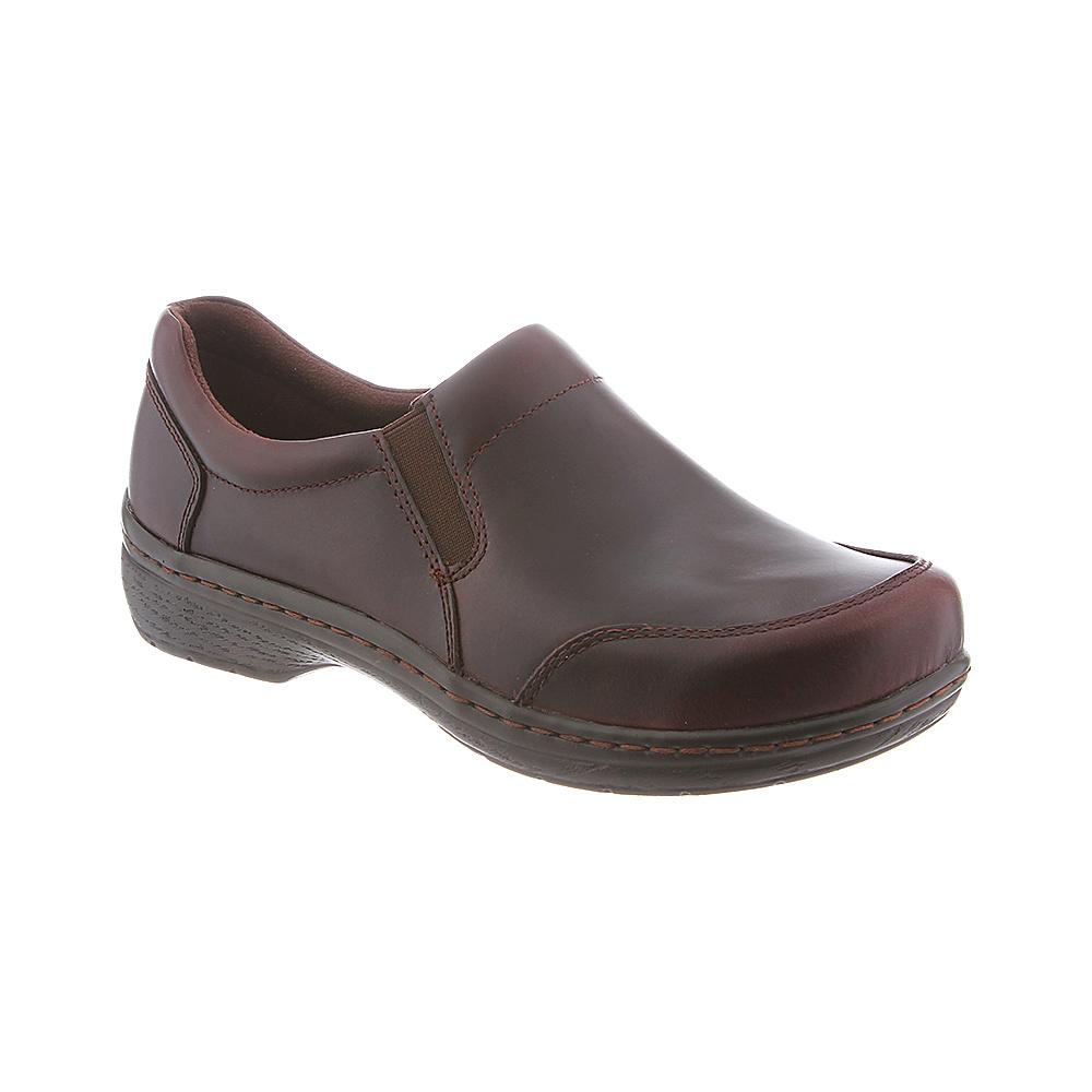 KLOGS Footwear Mens Arbor 8 - M (Regular/Medium) - Mahogany Smooth - KLOGS Footwear Mens Footwear - Apparel & Footwear, Men's Footwear