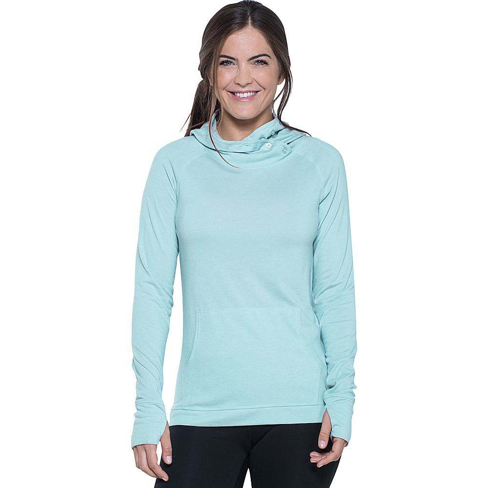 Toad & Co Debug Sport Hoodie XL - Aquifer - Toad & Co Womens Apparel - Apparel & Footwear, Women's Apparel
