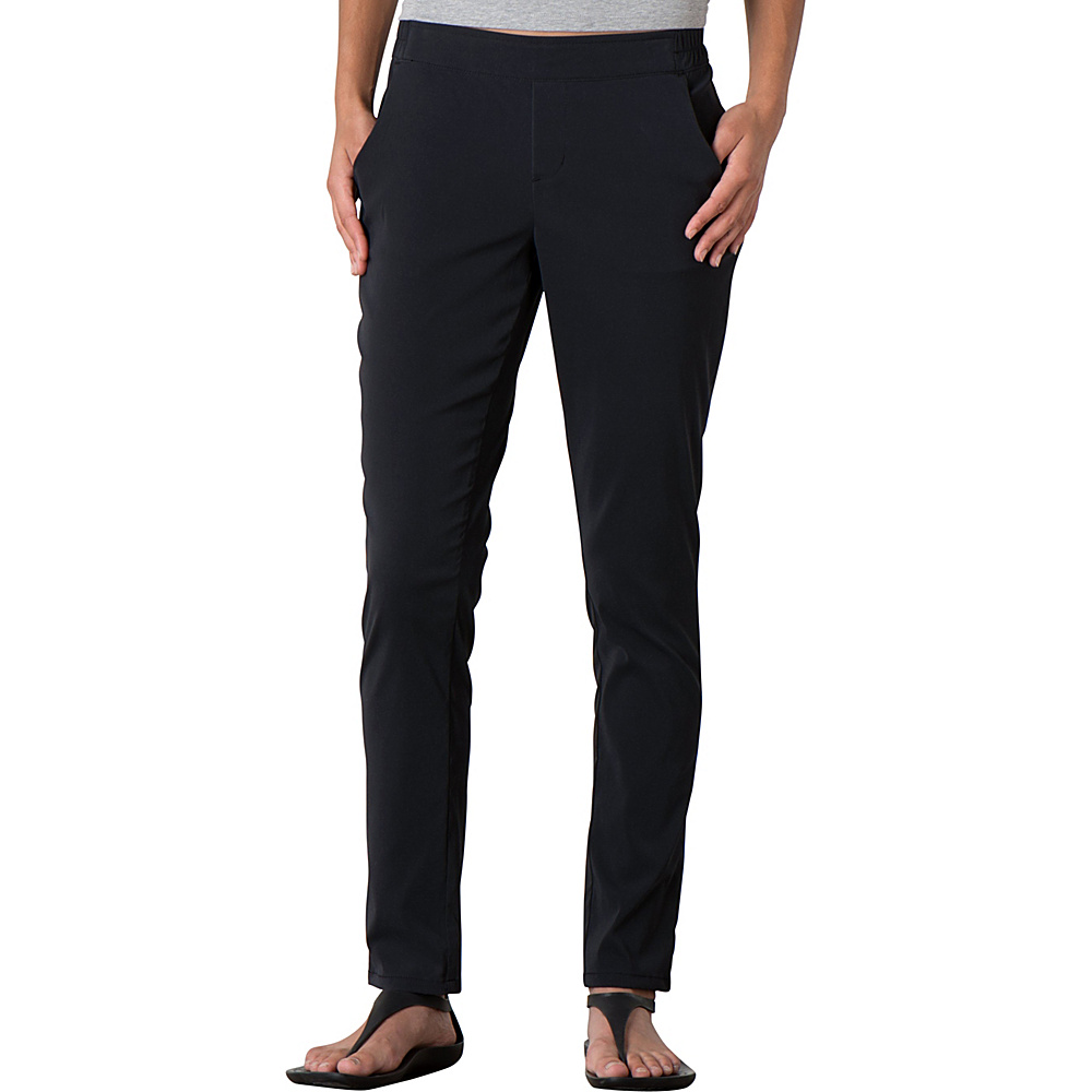 Toad & Co Jetlite Pant XL - 29in - Black - Toad & Co Womens Apparel - Apparel & Footwear, Women's Apparel