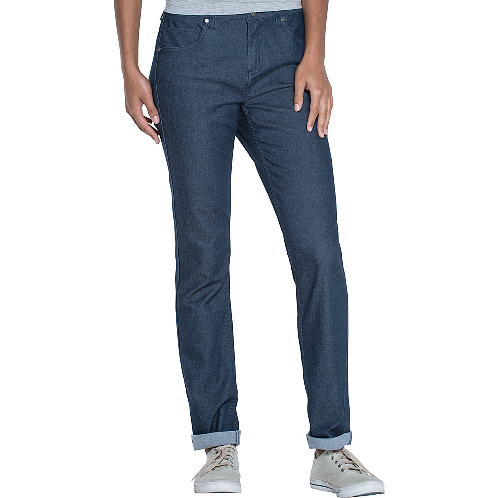 Toad & Co Lola Jean Straight 8 - 32in - Deep Navy - Toad & Co Mens Apparel - Apparel & Footwear, Men's Apparel