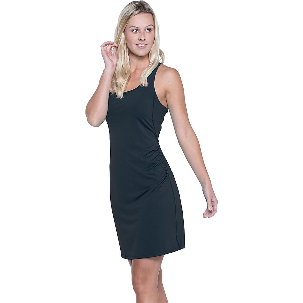 Toad & Co Aquaflex Dress M - Black - Toad & Co Womens Apparel - Apparel & Footwear, Women's Apparel