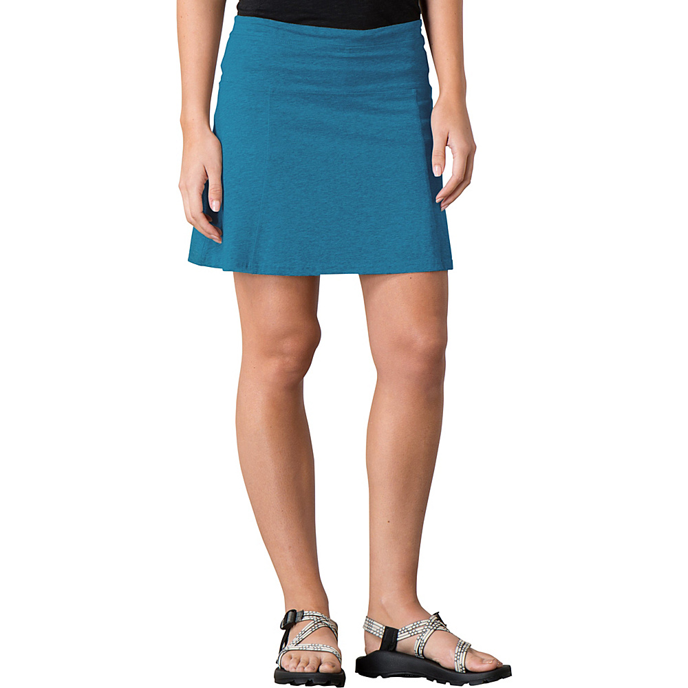 Toad & Co Sereena Samba Skort L - Seaport - Toad & Co Womens Apparel - Apparel & Footwear, Women's Apparel