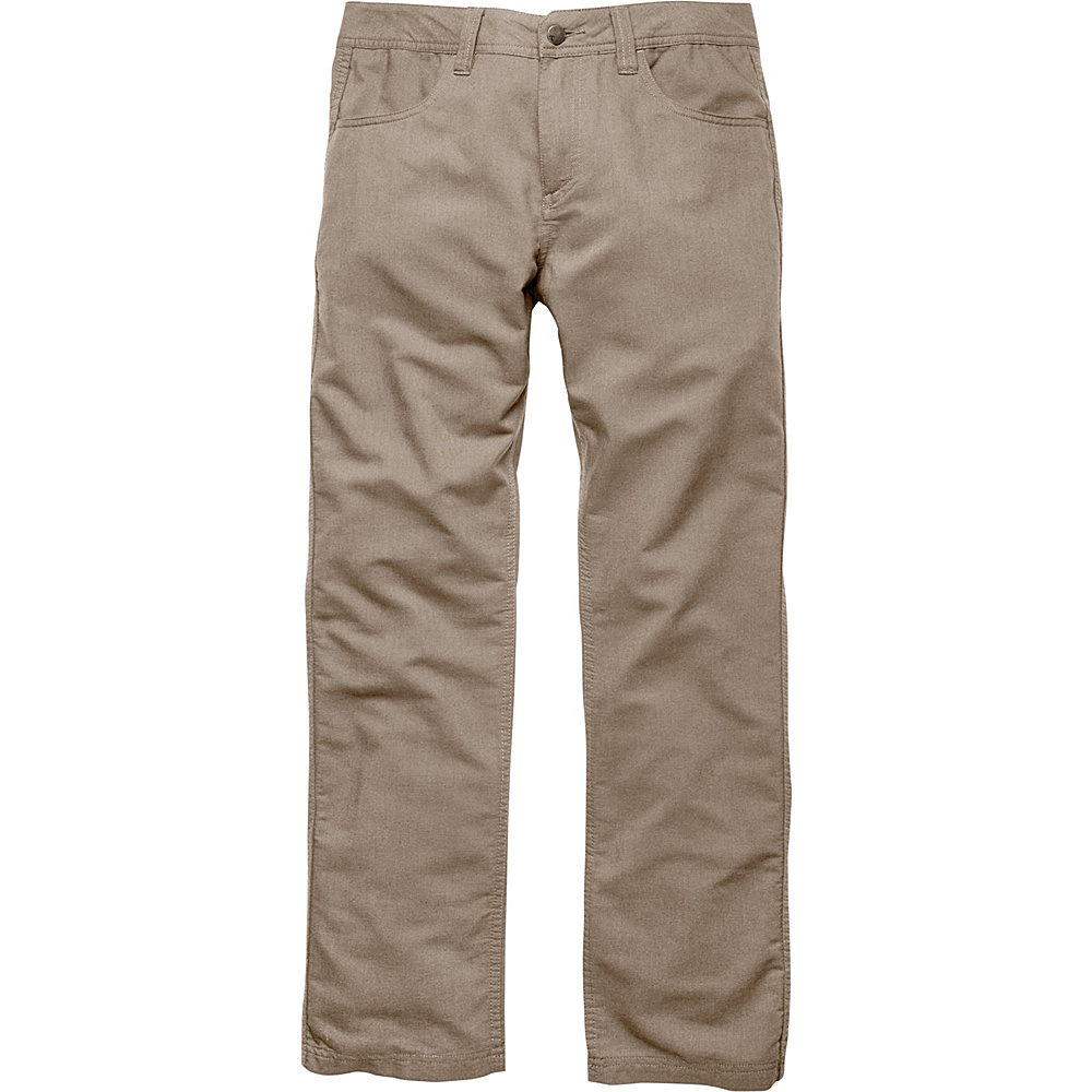 Toad & Co Kerouac Pant 36 - 30in - Buckskin - Toad & Co Mens Apparel - Apparel & Footwear, Men's Apparel