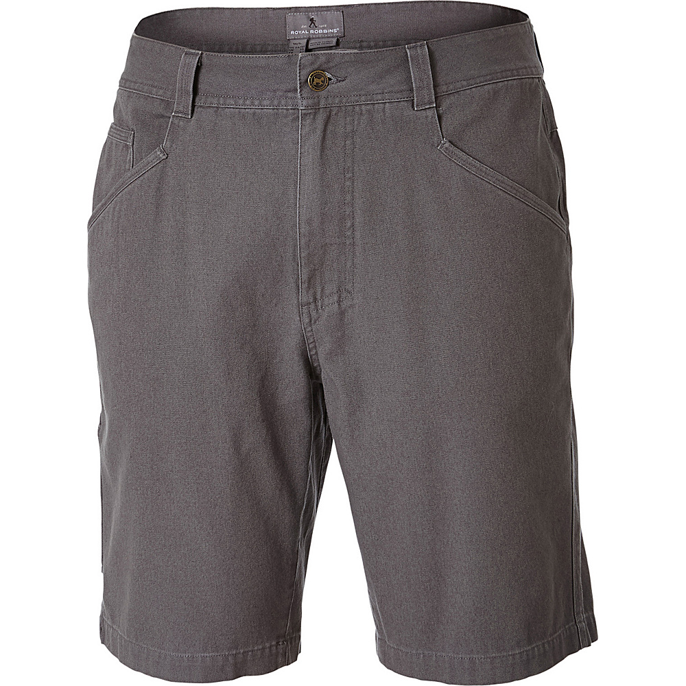 Royal Robbins Mens Billy Goat Hiker 30 - Pewter - Royal Robbins Mens Apparel - Apparel & Footwear, Men's Apparel