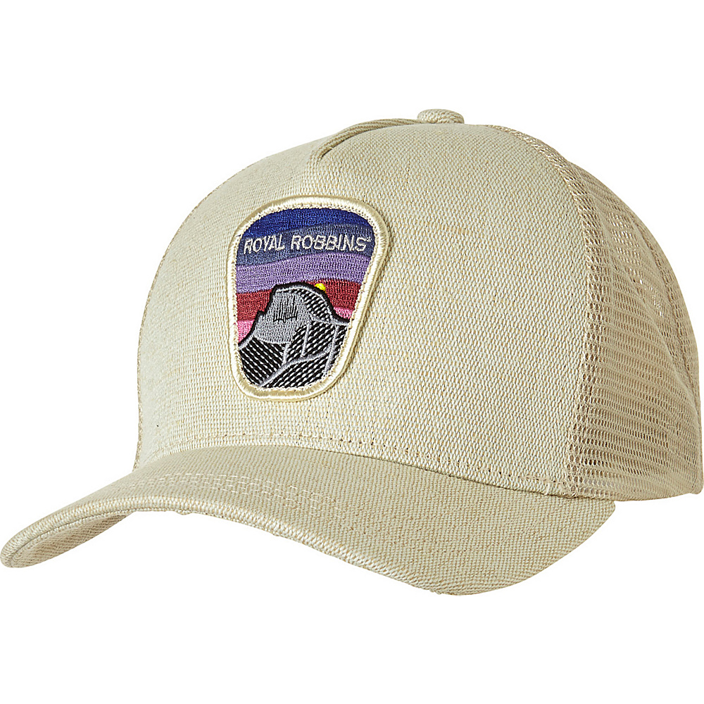 Royal Robbins Valley Cap One Size - Soapstone - Royal Robbins Hats - Fashion Accessories, Hats