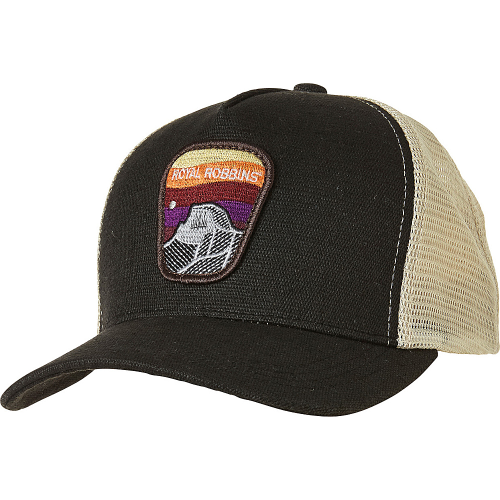 Royal Robbins Valley Cap One Size - Obsidian - Royal Robbins Hats - Fashion Accessories, Hats
