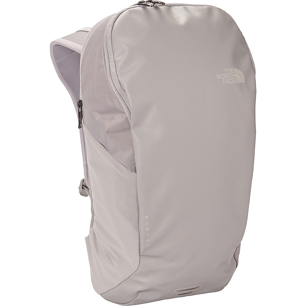 The North Face Womens Kabyte Laptop Backpack Metallic Silver - The North Face School & Day Hiking Backpacks - Backpacks, School & Day Hiking Backpacks