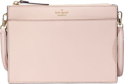 kate spade new york Cameron Street Clarise Crossbody Warm Vellum - kate spade new york Designer Handbags