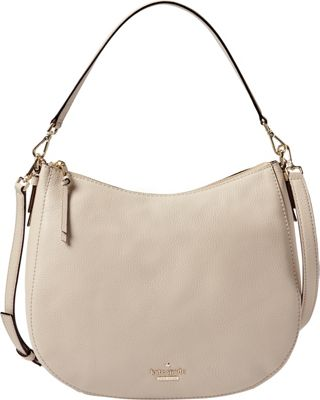 kate spade new york Jackson Street Mylie Shoulder Bag Soft Porcelain - kate spade new york Designer Handbags