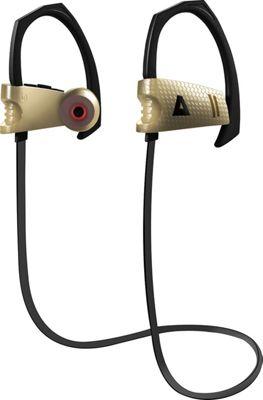 TRAKK Carbon In-Ear Waterproof Bluetooth 4.1 Sport Headphones Gold - TRAKK Headphones & Speakers