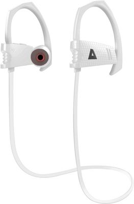 TRAKK Carbon In-Ear Waterproof Bluetooth 4.1 Sport Headphones White - TRAKK Headphones & Speakers