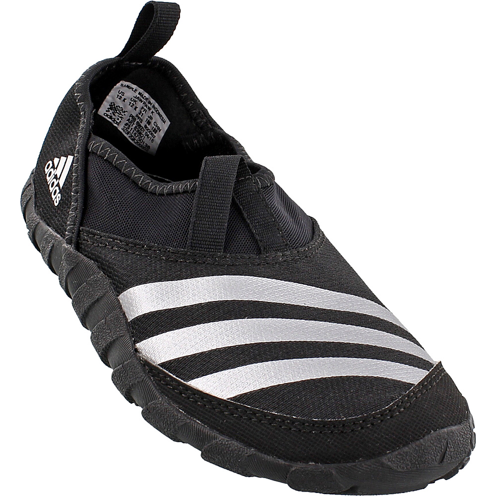 adidas outdoor Kids Jawpaw Shoe 12 (US Kids) - Black/Silver Met/Black - adidas outdoor Mens Footwear - Apparel & Footwear, Men's Footwear