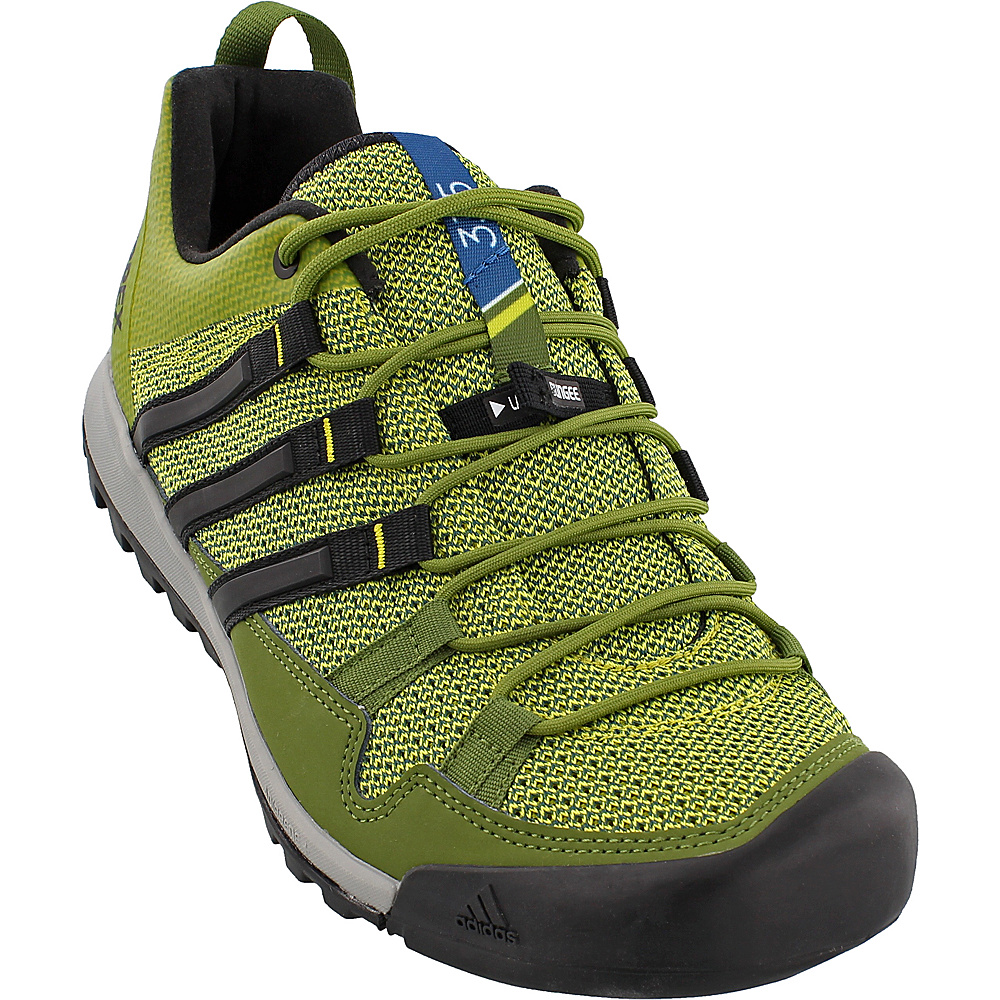 adidas outdoor Mens Terrex Solo Shoe 6 - Unity Lime/Black/Core Blue - adidas outdoor Mens Footwear - Apparel & Footwear, Men's Footwear