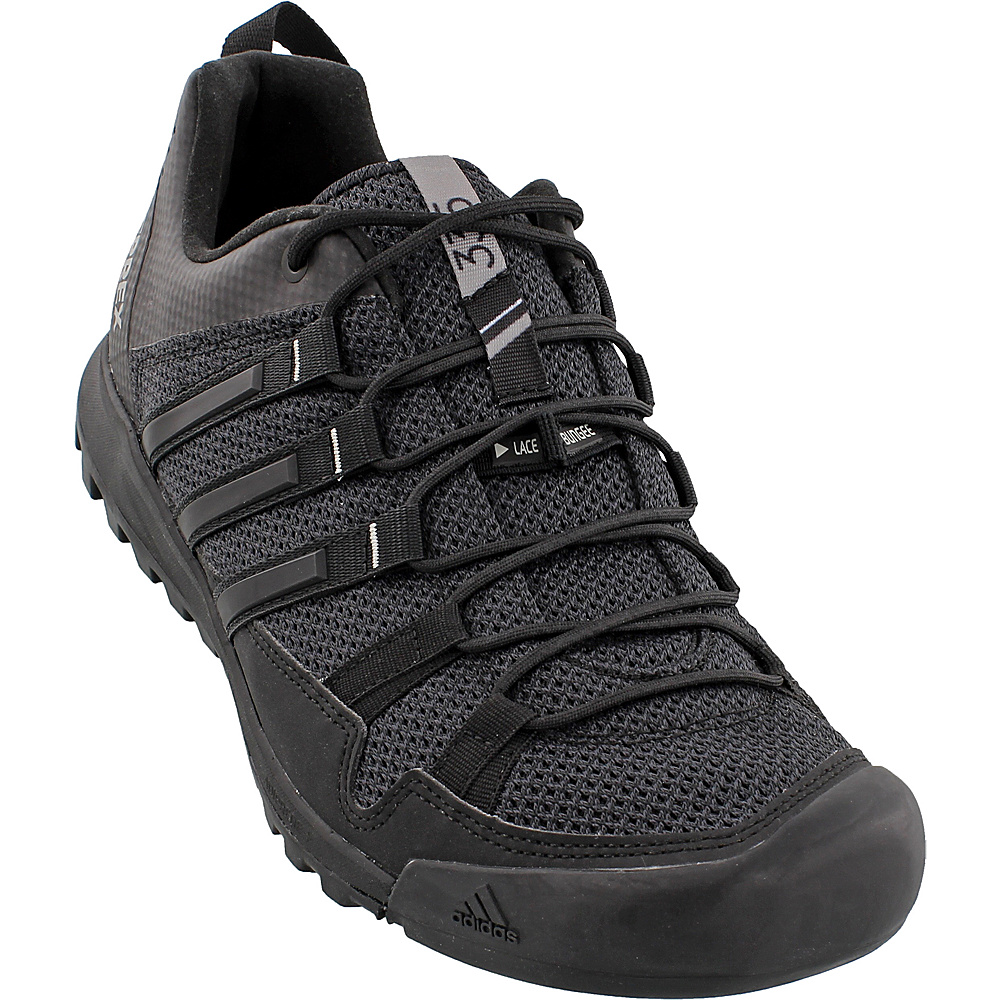 adidas outdoor Mens Terrex Solo Shoe 13 - Dark Grey/Black/Ch Solid Grey - adidas outdoor Mens Footwear - Apparel & Footwear, Men's Footwear
