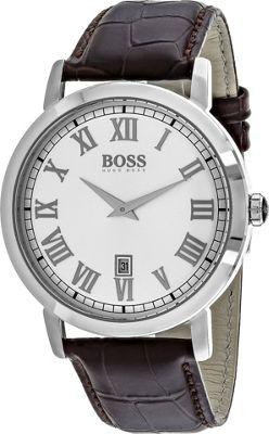 Hugo Boss Watches Men's Classic Watch Silver - Hugo Boss Watches Watches