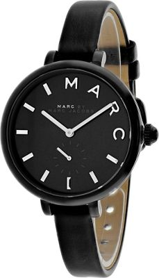 Marc Jacobs Watches Women's Sally Watch Black - Marc Jacobs Watches Watches