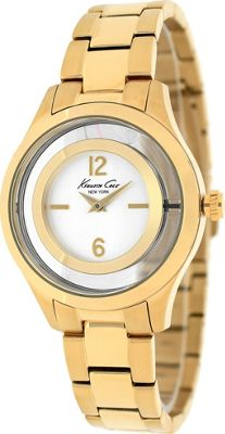 Kenneth Cole Watches Women's Classic Watch Silver - Kenneth Cole Watches Watches