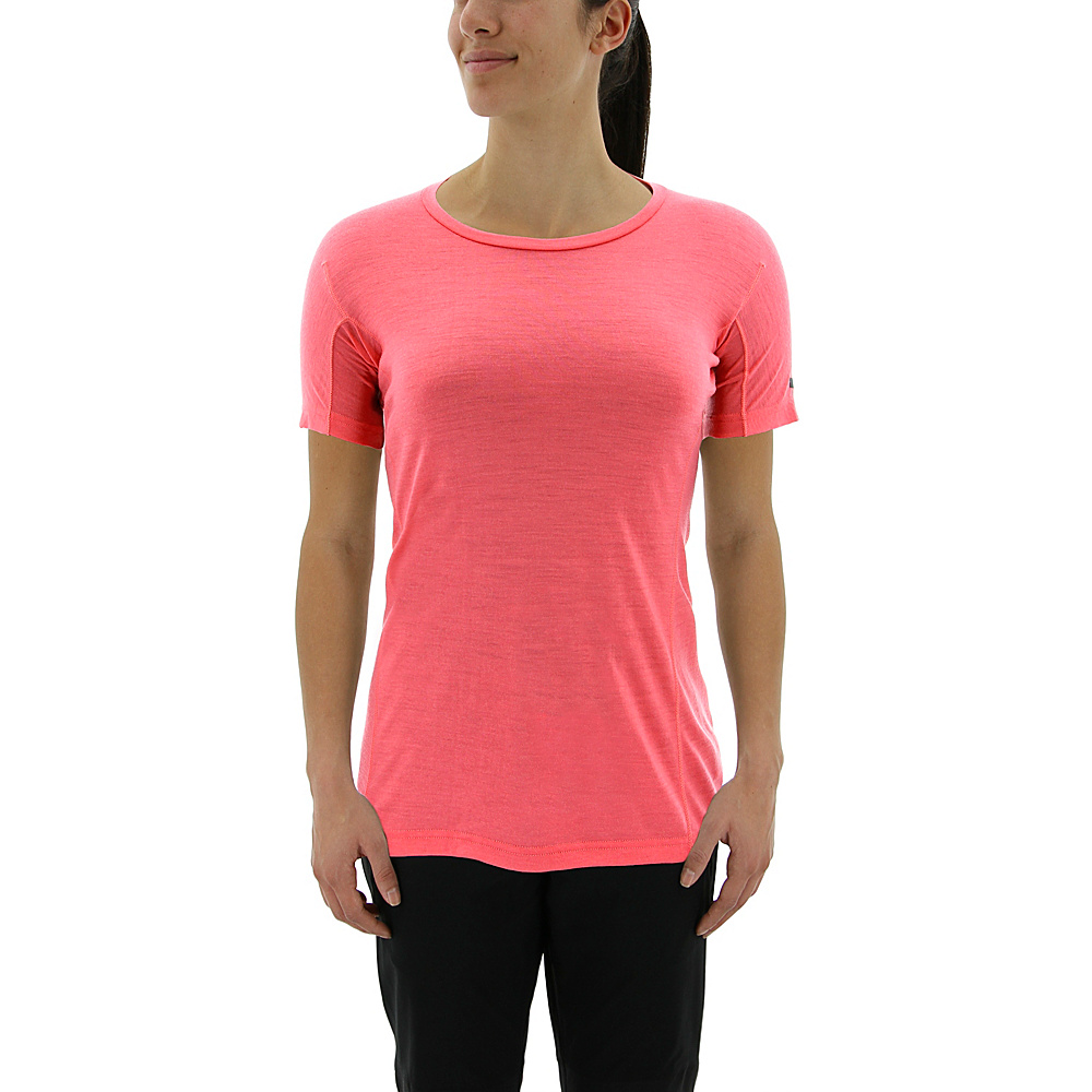 adidas outdoor Womens Agravic Tee XS - Tactile Pink - adidas outdoor Womens Apparel - Apparel & Footwear, Women's Apparel