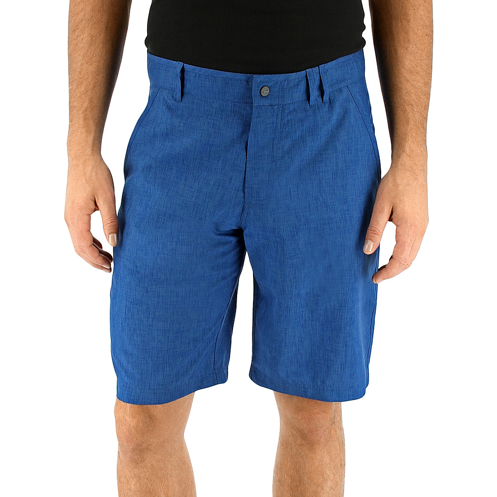 adidas outdoor Mens Voyager Short 34 - 11in - Core Blue - adidas outdoor Mens Apparel - Apparel & Footwear, Men's Apparel
