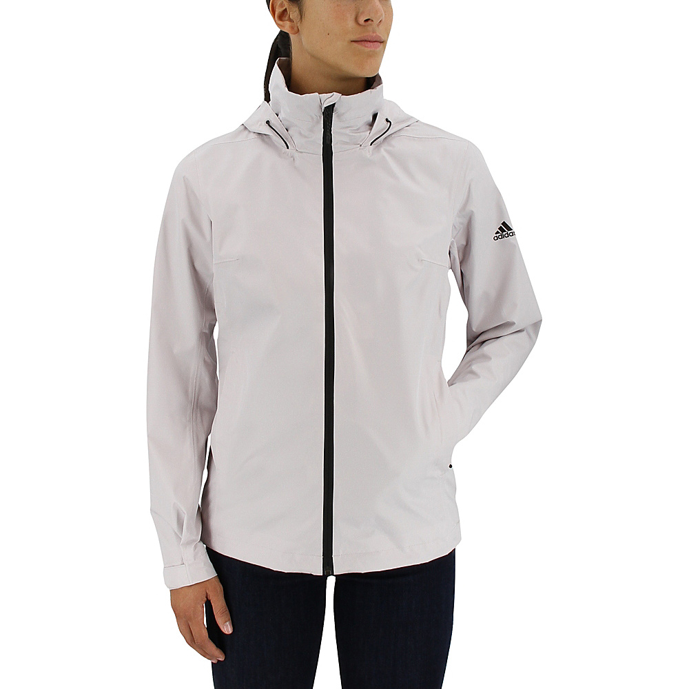 adidas outdoor Womens Wantertag Jacket L - Ice Purple - adidas outdoor Womens Apparel - Apparel & Footwear, Women's Apparel