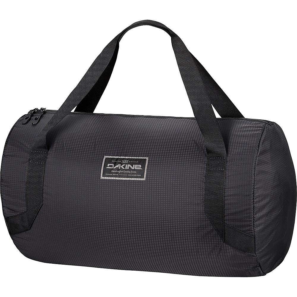 DAKINE Stashable Duffle 33L Black - DAKINE Lightweight Packable Expandable Bags - Travel Accessories, Lightweight Packable Expandable Bags
