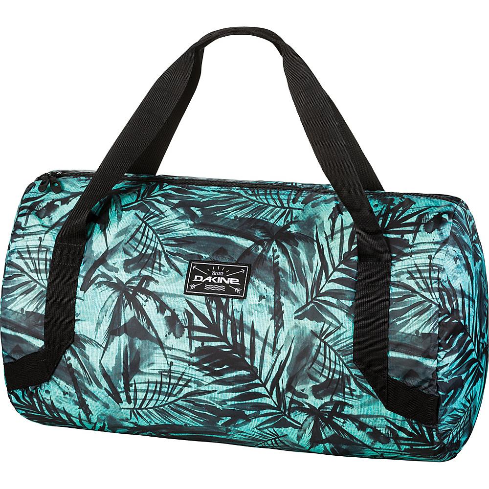 DAKINE Stashable Duffle 33L Painted Palm - DAKINE Lightweight Packable Expandable Bags - Travel Accessories, Lightweight Packable Expandable Bags