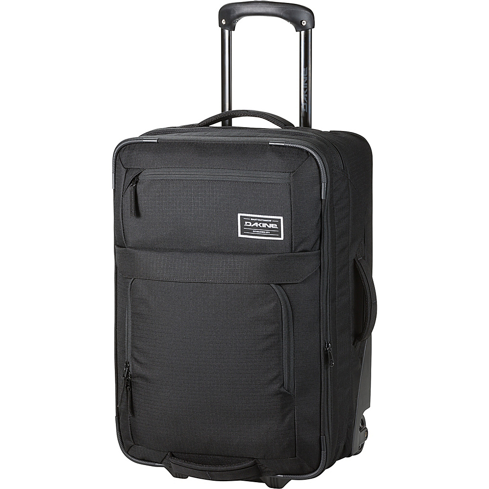 DAKINE Status Roller 45L Black - DAKINE Softside Checked - Luggage, Softside Checked