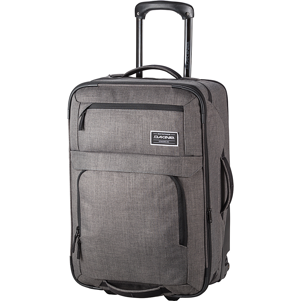 DAKINE Status Roller 45L Carbon - DAKINE Softside Checked - Luggage, Softside Checked