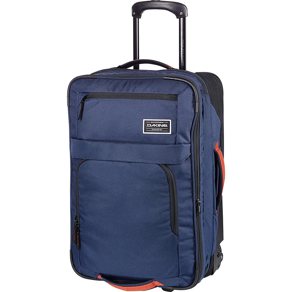 DAKINE Status Roller 45L Dark Navy - DAKINE Softside Checked - Luggage, Softside Checked