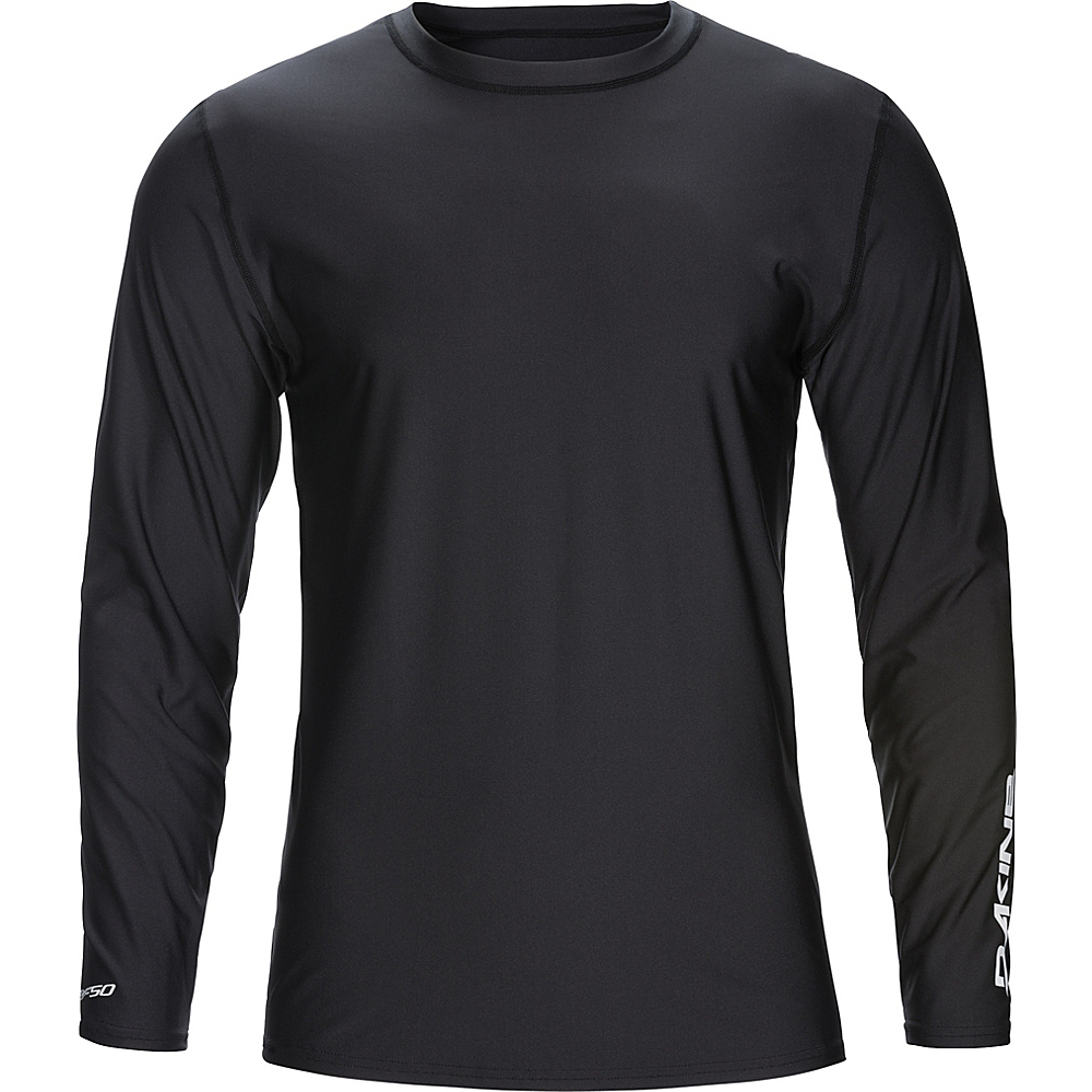 DAKINE Mens Heavy Duty Loose Fit Long Sleeve M - Black - DAKINE Mens Apparel - Apparel & Footwear, Men's Apparel