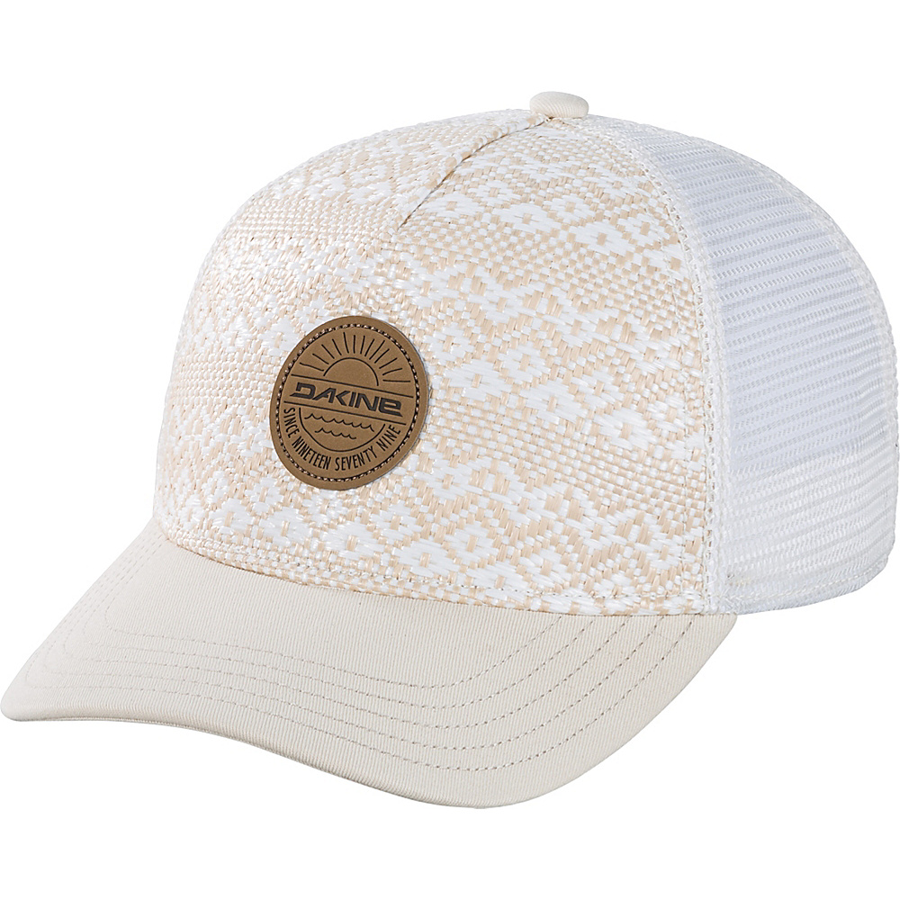 DAKINE Sand Dollar Trucker Hat One Size - Sand Dollar - DAKINE Hats - Fashion Accessories, Hats