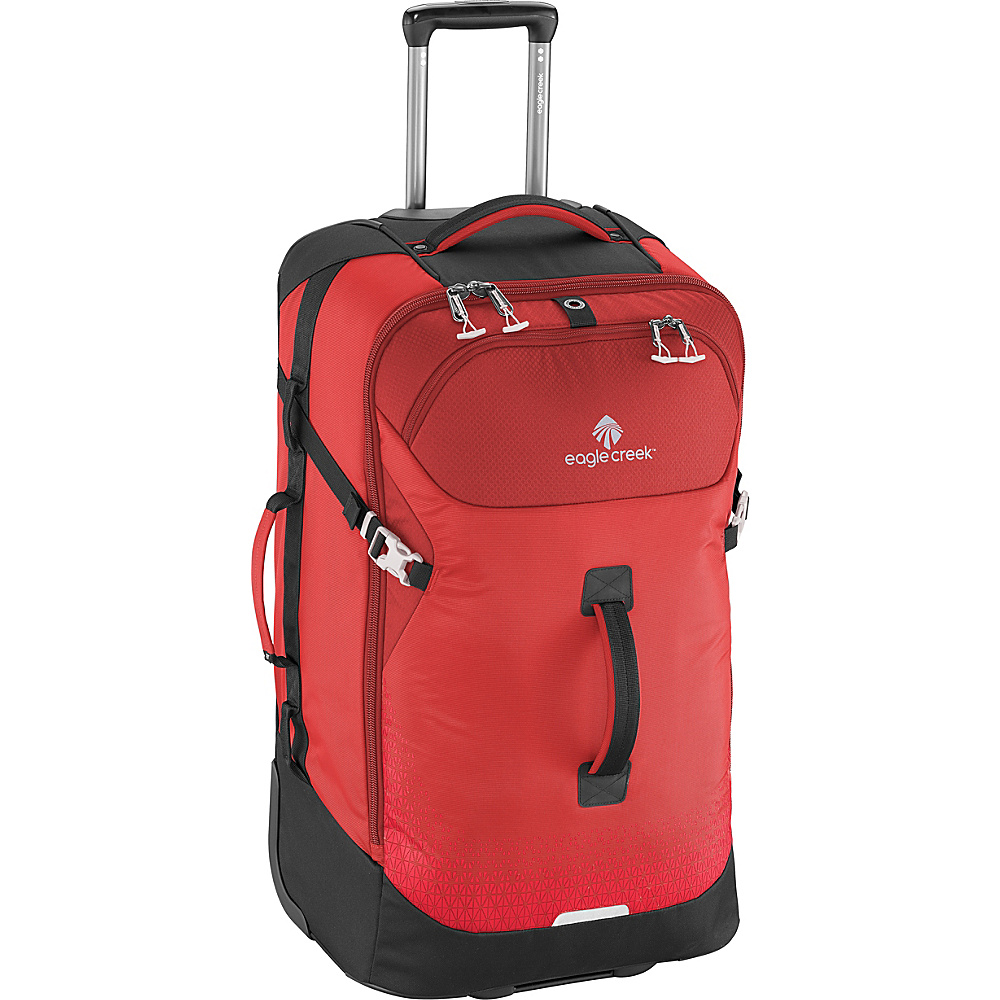 Eagle Creek Expanse Flatbed 29 Volcano Red - Eagle Creek Softside Checked - Luggage, Softside Checked