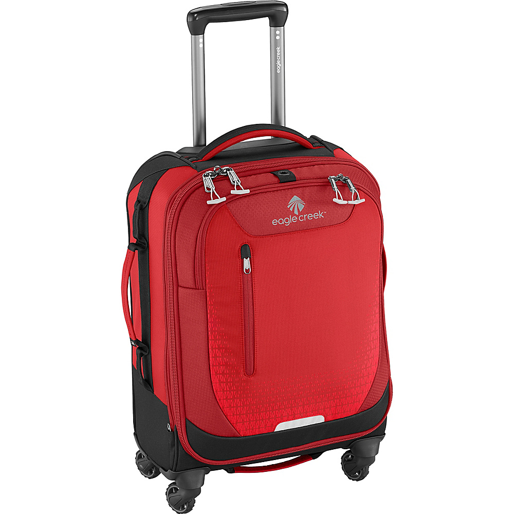 Eagle Creek Expanse Awd International Carry-On Volcano Red - Eagle Creek Softside Carry-On - Luggage, Softside Carry-On