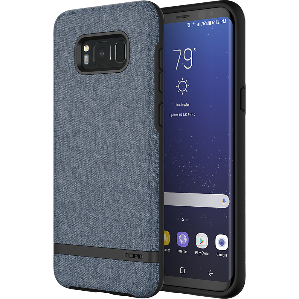 Incipio Esquire Series for Samsung Galaxy S8+ Blue - Incipio Electronic Cases - Technology, Electronic Cases