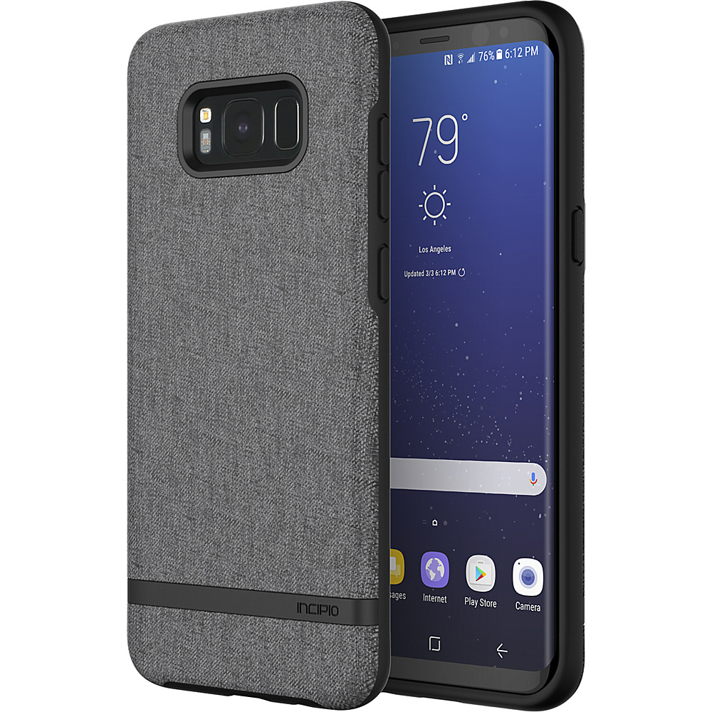 Incipio Esquire Series for Samsung Galaxy S8+ Gray - Incipio Electronic Cases - Technology, Electronic Cases