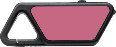 ASP Sapphire Polymer Rechargeable Light Pink - ASP Travel Electronics